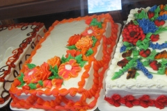 Fall Case Cakes