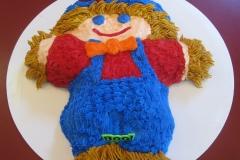 Scarecrow Shape