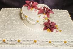 Wedding Cake single layer
