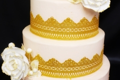 Tiered gold