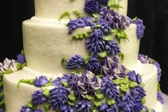 Tiered flowers